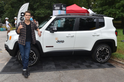 Surprise Live Performance By X Ambassadors To Celebrate The New JEEP Renegade [29 августа]