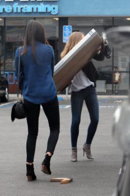 Нина в Лос-Анджелесе [25 мая]
