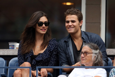 2015 US Open Celebrity Sightings - Day 13 [12 сентября]