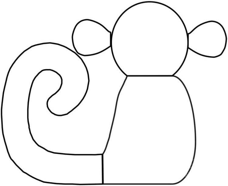 Символ 2016 года своими руками из бумаги