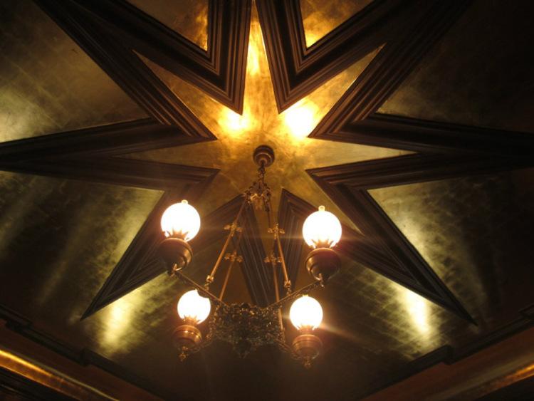 Звёздный зал замка Несвиж