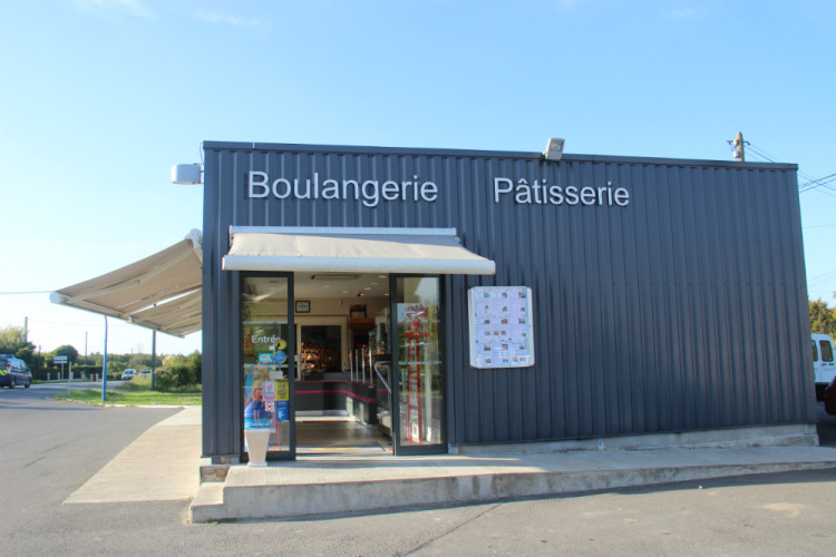 boulangerie (буланжри – булочная)