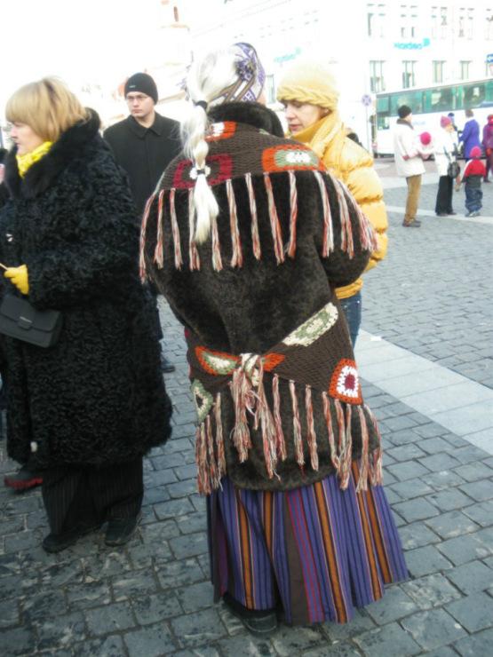 Вильнюс. Казюкас